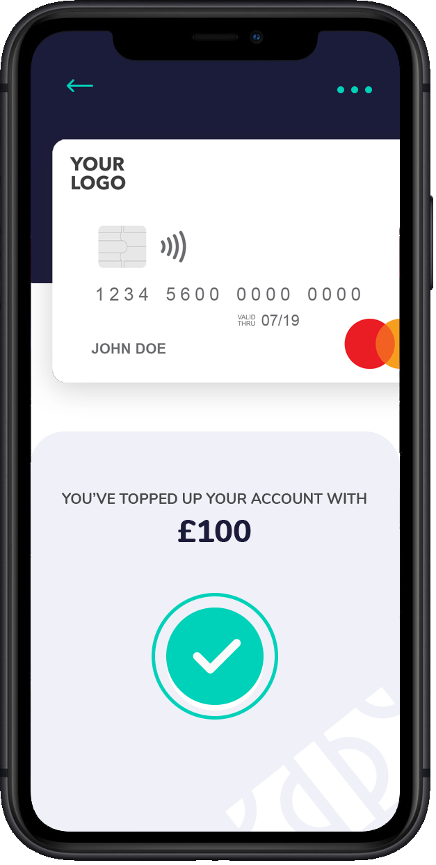 Acquiring Top Up Demonstration