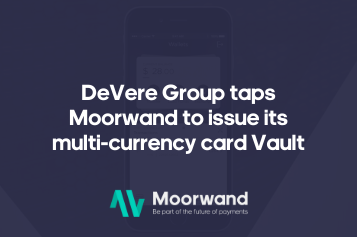 DeVere Group taps Moorwand to issue its multi-currency card Vault