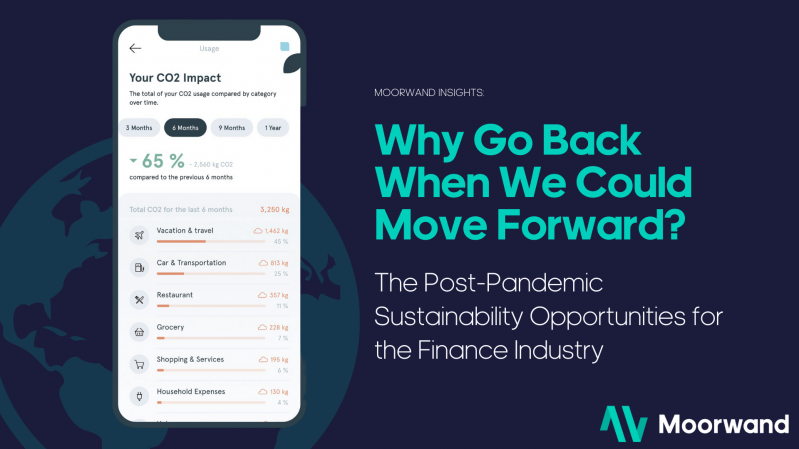 The Post-Pandemic Sustainability Opportunities for the Banking Industry