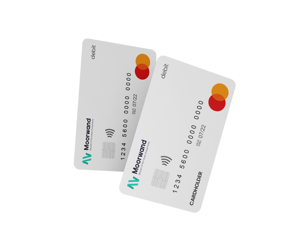 Card issuing for employees