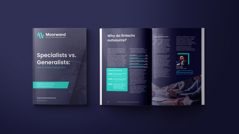 Moorwand launches new report: Specialists vs. Generalists: How do fintechs fuel growth?