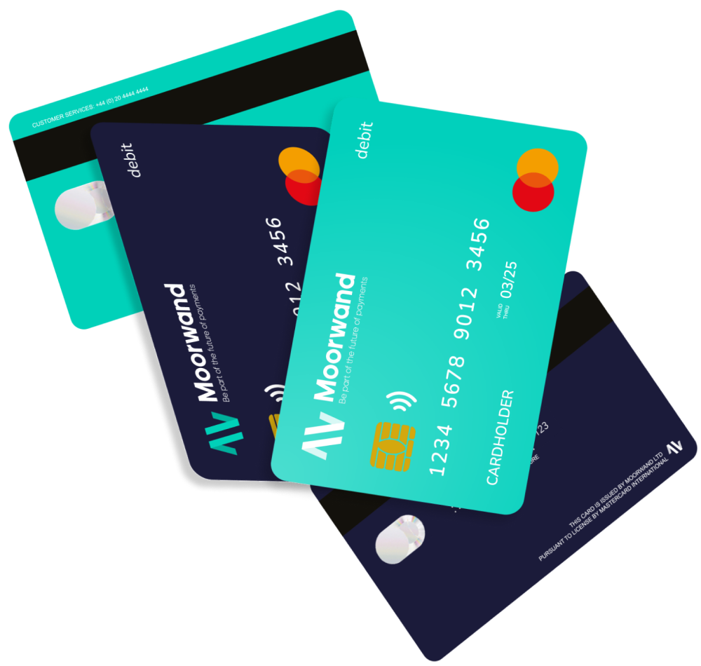 reloadable cards