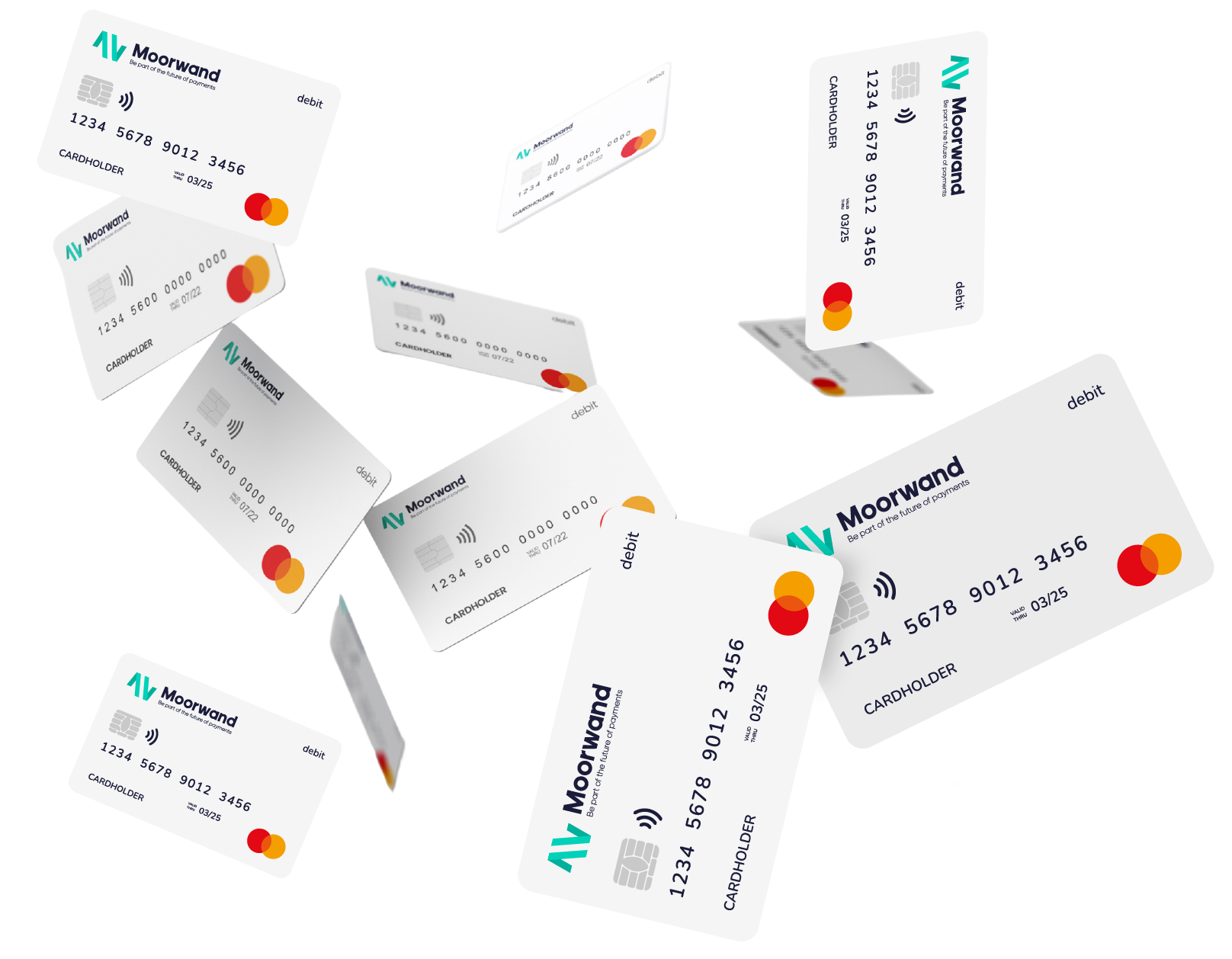 Card issuing Travel card